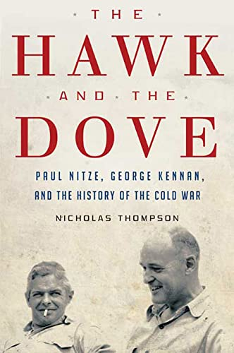 The Hawk and the Dove: Thompson, Nicholas