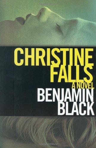 Christine Falls (Quirke): Black, Benjamin