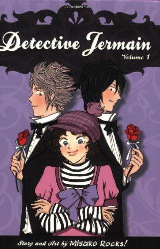 9780805081558: Detective Jermain Volume 1