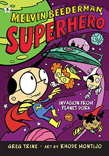 9780805081671: Invasion from Planet Dork (Melvin Beederman, Superhero)