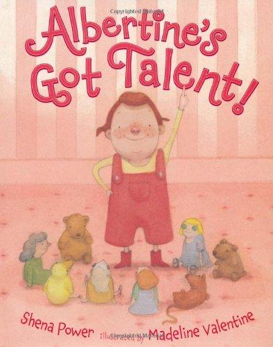 9780805081770: Albertine's Got Talent!
