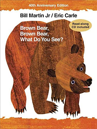 9780805082661: Brown Bear, Brown Bear, What Do You See?