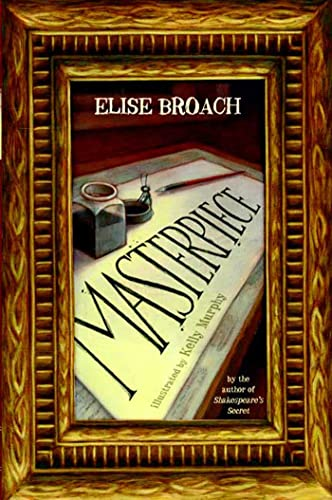 Masterpiece: Broach, Elise