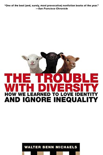9780805083316: The Trouble with Diversity: How We Learned to Love Identity and Ignore Inequality