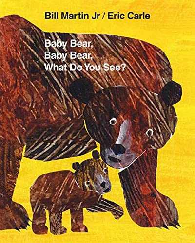 9780805083361: Baby Bear, Baby Bear, What Do You See? (Brown Bear and Friends)