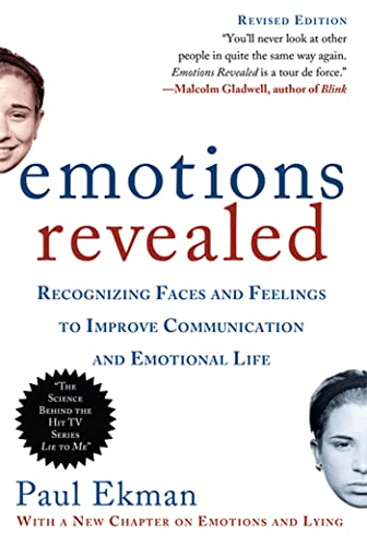 9780805083392: Emotions Revealed, Second Edition: Recognizing Faces and Feelings to Improve Communication and Emotional Life