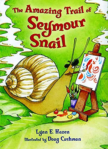 9780805086980: The Amazing Trail of Seymour Snail