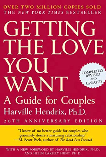 9780805087000: Getting the Love You Want: A Guide for Couples, 20th Anniversary Edition