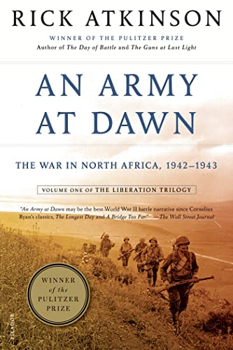 9780805087246: An Army at Dawn: The War in North Africa, 1942-1943 (The Liberation Trilogy)