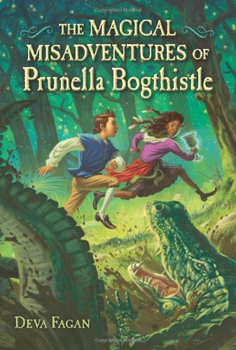 9780805087437: The Magical Misadventures of Prunella Bogthistle