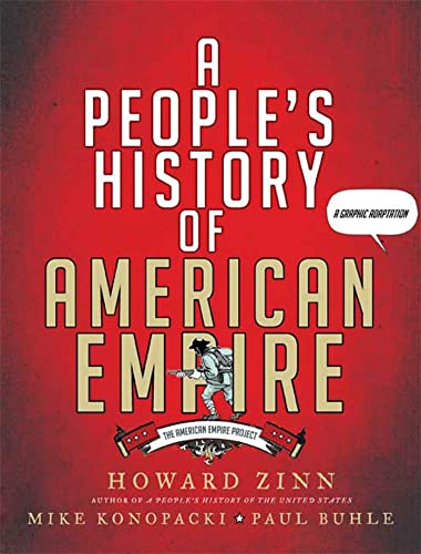 9780805087444: A People's History of American Empire (a graphic adaptation)