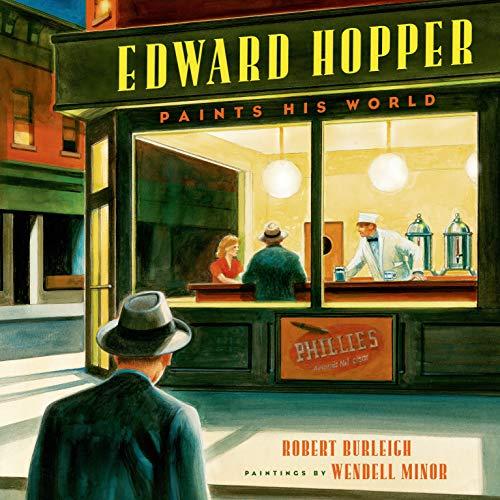 9780805087529: Edward Hopper Paints His World