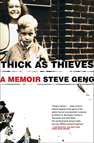 9780805087673: Thick As Thieves: A Brother, a Sister--a True Story of Two Turbulent Lives