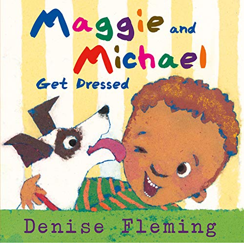 9780805087949: Maggie and Michael Get Dressed