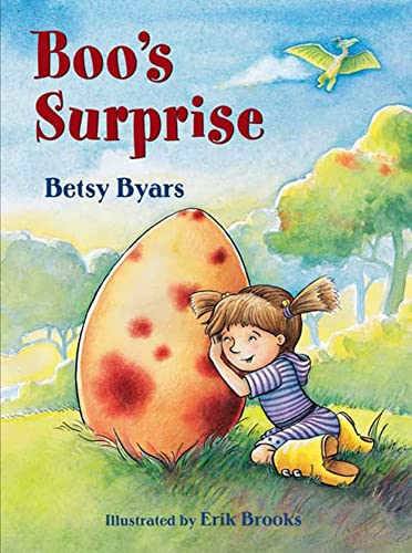 9780805088175: Boo's Surprise (Boo's Dinosaur)