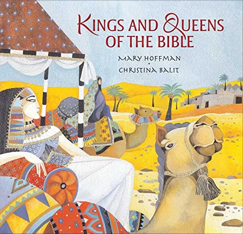 Kings and Queens of the Bible: Hoffman, Mary