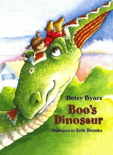 9780805088458: Boo's Dinosaur