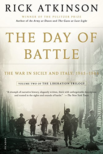 9780805088618: The Day of Battle: The War in Sicily and Italy, 1943-1944