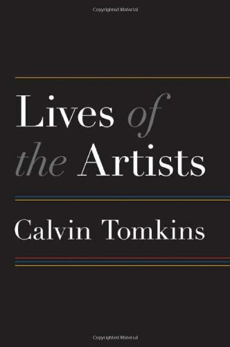 9780805088724: Lives of the Artists