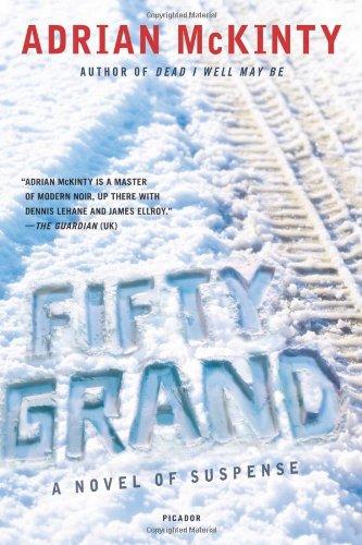 9780805089004: Fifty Grand: A Novel of Suspense
