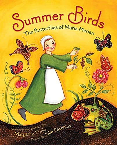 9780805089370: Summer Birds: The Butterflies of Maria Merian
