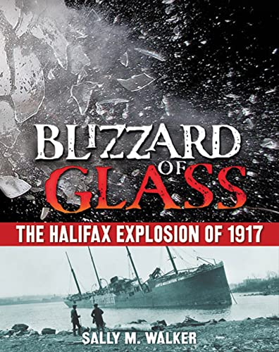 9780805089455: Blizzard of Glass: The Halifax Explosion of 1917