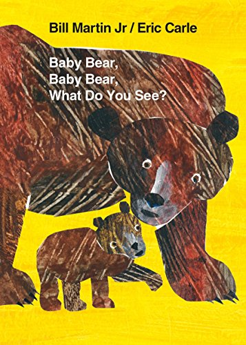 9780805089905: Baby Bear, Baby Bear, What Do You See? Board Book (Brown Bear and Friends)