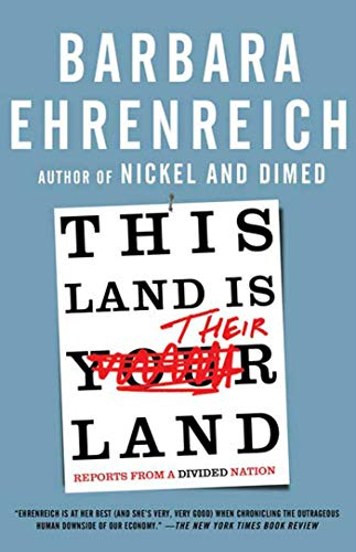 9780805090154: This Land Is Their Land: Reports from a Divided Nation
