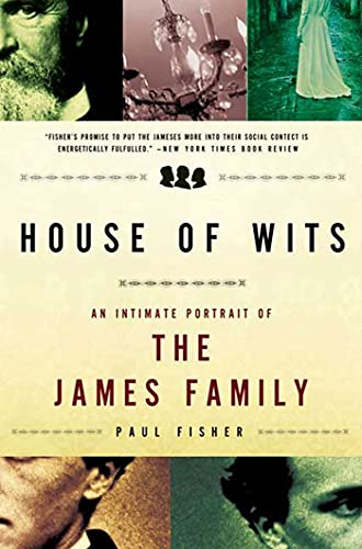 9780805090208: House of Wits: An Intimate Portrait of the James Family
