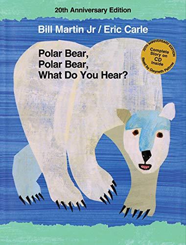 9780805090666: Polar Bear, Polar Bear, What Do You Hear? 20th Anniversary Edition with CD