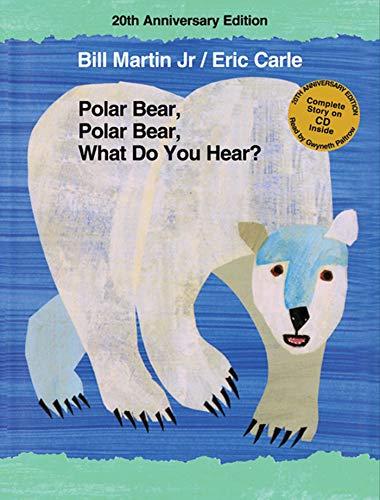 9780805090666: Polar Bear, Polar Bear, What Do You Hear? 20th Anniversary Edition with CD (Brown Bear and Friends)