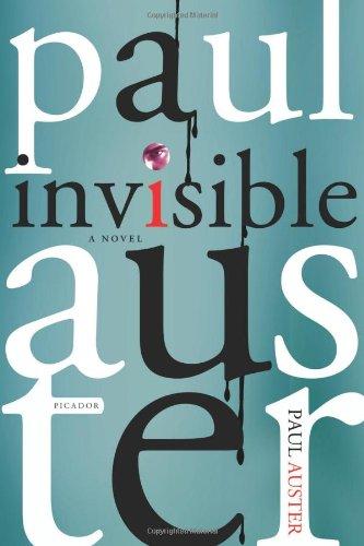 Invisible (Rough Cut): Auster, Paul: