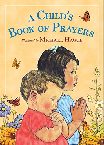 9780805090949: A Child's Book of Prayers