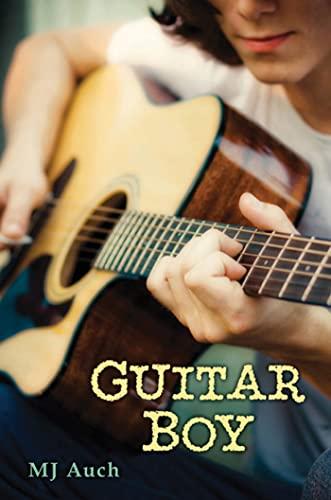 9780805091120: Guitar Boy
