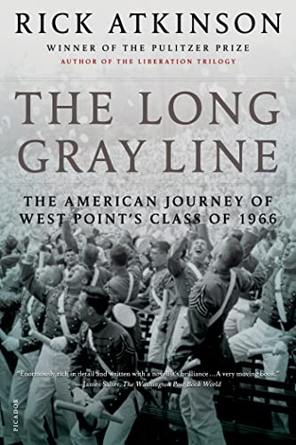 9780805091229: The Long Gray Line: The American Journey of West Point's Class of 1966