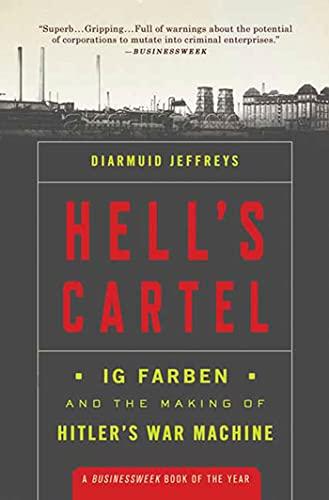 9780805091434: Hell's Cartel