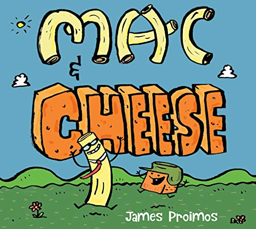 9780805091564: Mac & Cheese: A Friendship Story That Celebrates Being Different