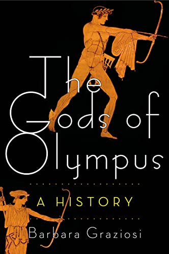 9780805091571: The Gods of Olympus: A History