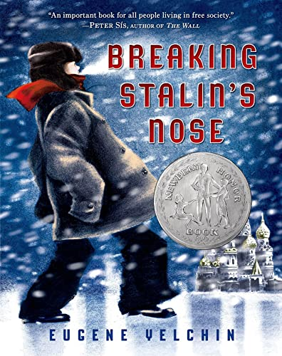 Breaking Stalin's Nose: Yelchin, Eugene