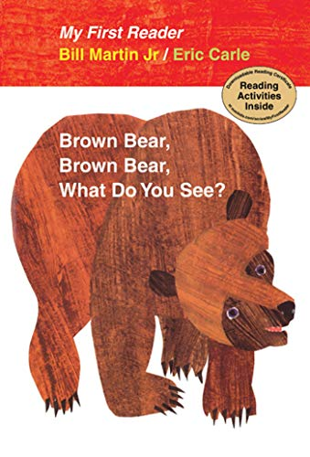9780805092448: Brown Bear, Brown Bear, What Do You See? My First Reader