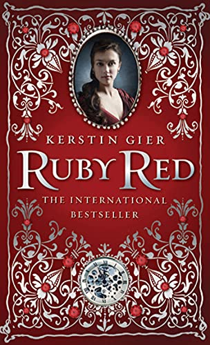 9780805092523: Ruby Red (The Ruby Red Trilogy)