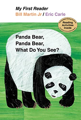 9780805092929: Panda Bear, Panda Bear, What Do You See? (My First Reader)