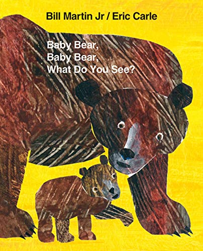9780805093452: Baby Bear, Baby Bear, What Do You See? Big Book (Brown Bear and Friends)