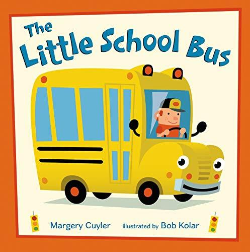 9780805094350: The Little School Bus (Little Vehicles)