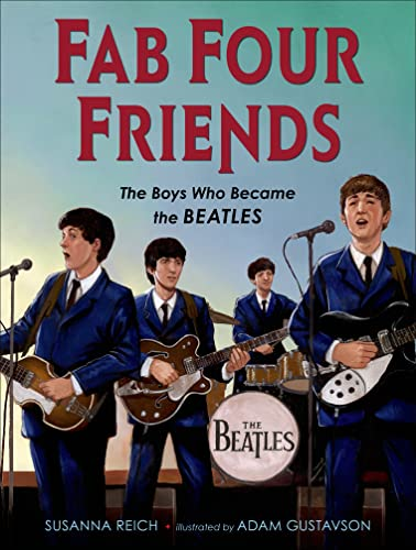 9780805094589: Fab Four Friends: The Boys Who Became the Beatles
