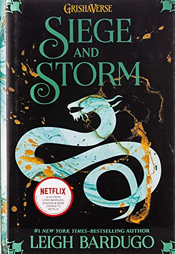 9780805094602: Siege and Storm (Grisha Trilogy (Shadow and Bone))
