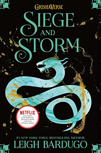 9780805094602: Siege and Storm (The Shadow and Bone Trilogy)