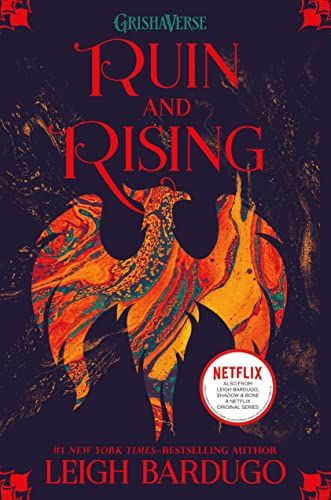 9780805094619: Ruin and Rising (The Shadow and Bone Trilogy)