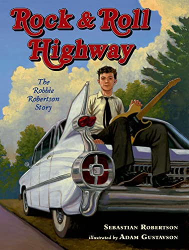 9780805094732: Rock & Roll Highway: The Robbie Robertson Story