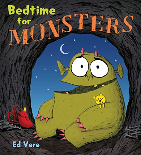 9780805095098: Bedtime for Monsters: A Picture Book